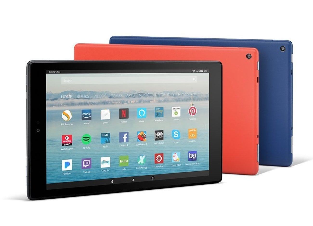 Amazon Fire HD 10 1080p Tablet