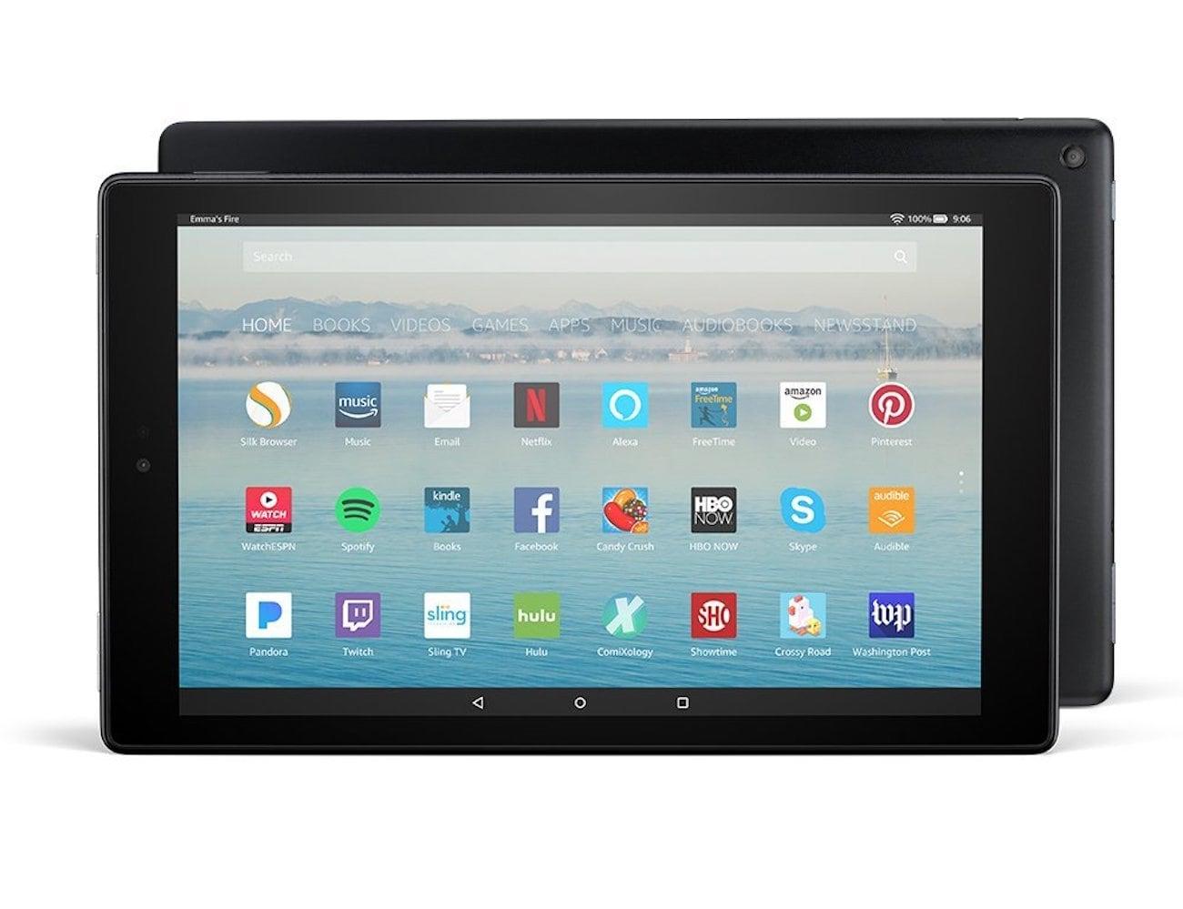 Amazon Fire HD 10 1080p Tablet