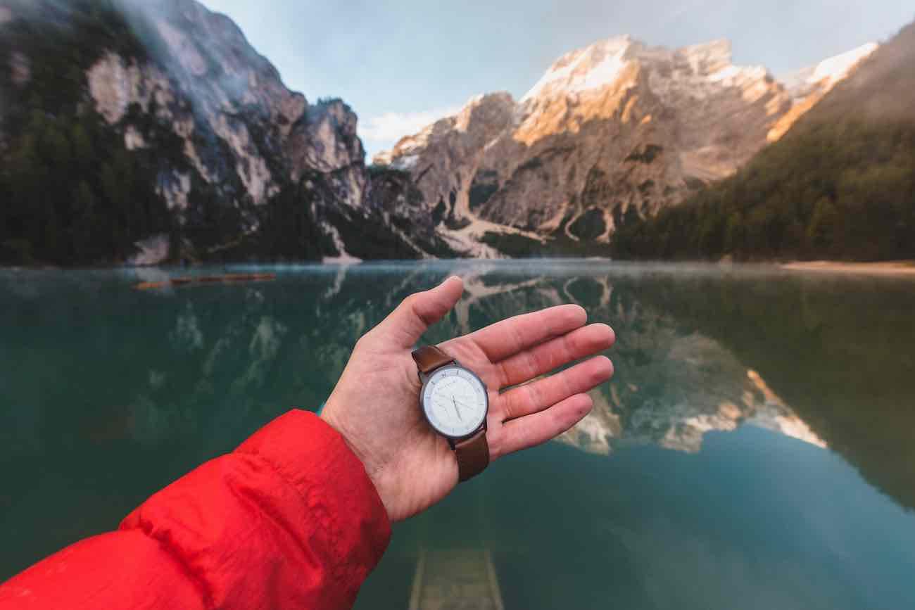 Atlastime Wanderlust World Watch