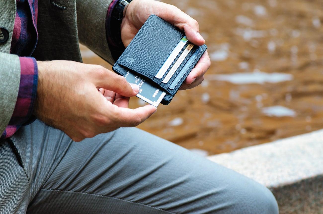 Axess Artisan Front Pocket Wallets