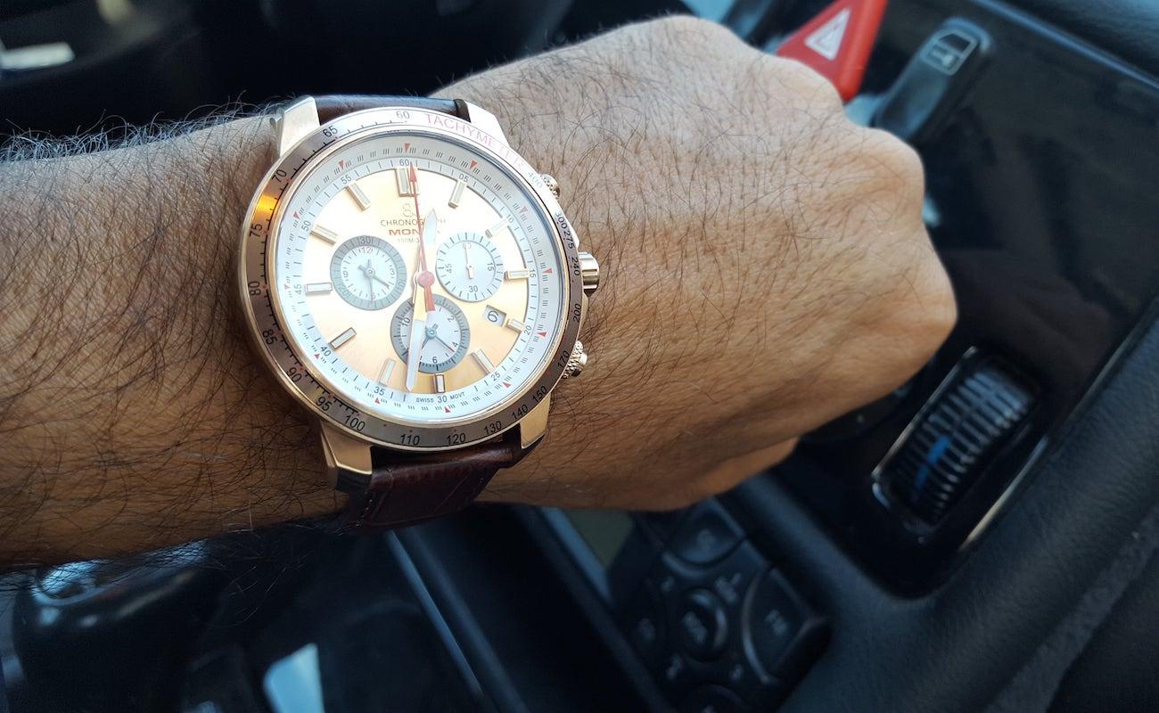 BC Formula 1 Luxury Race World Watches