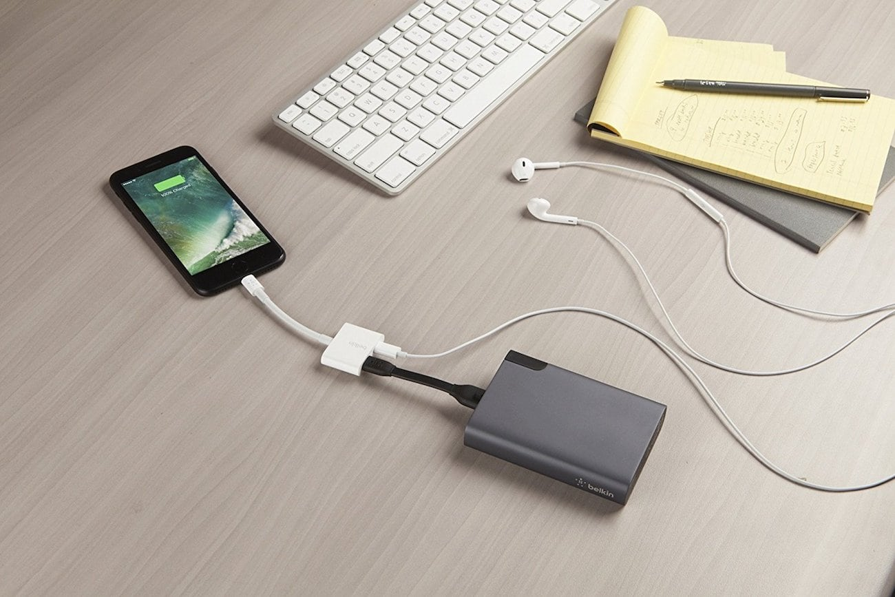 Belkin RockStar Lightning Audio + Charge Device