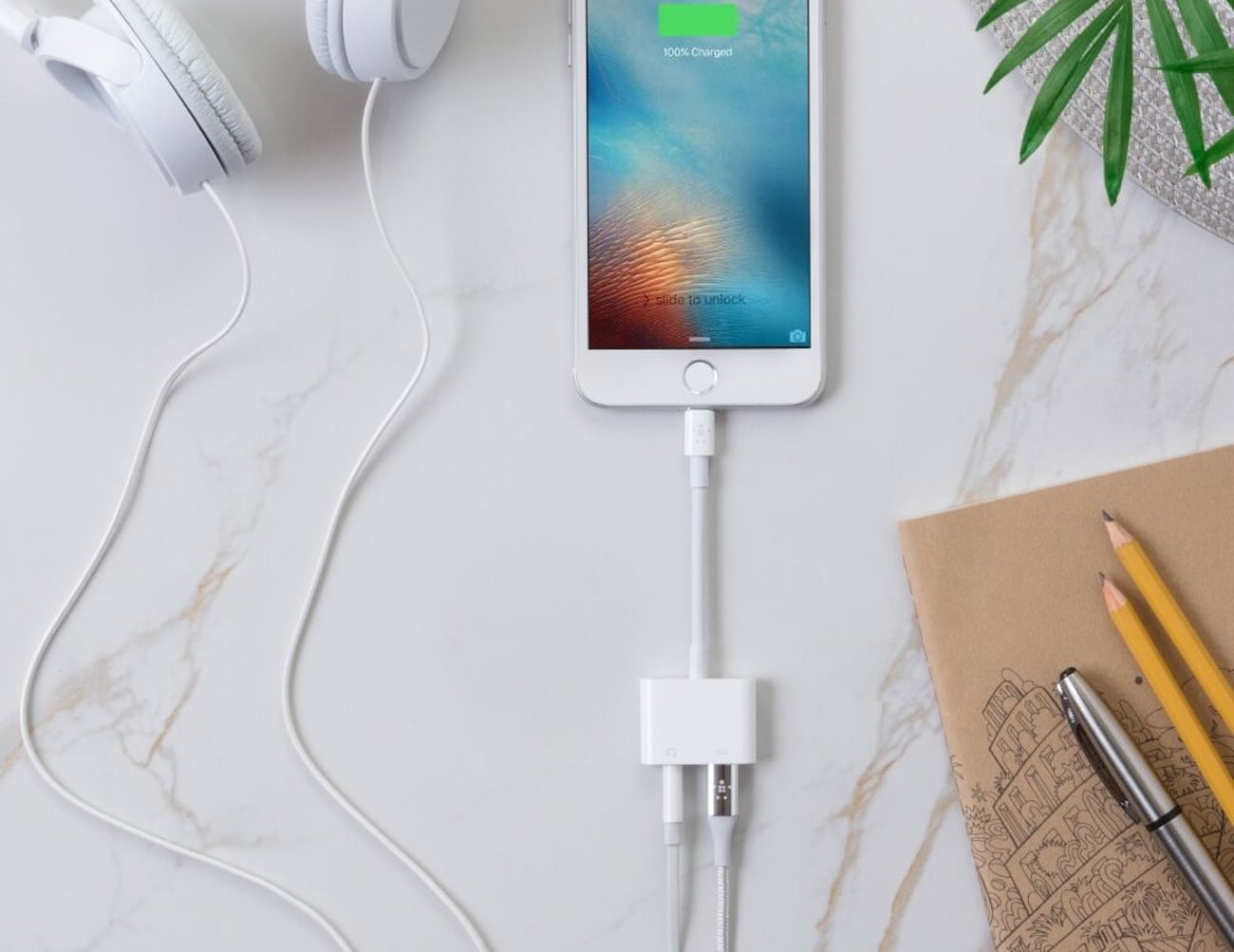 Belkin RockStar Lightning Audio + Charge Device