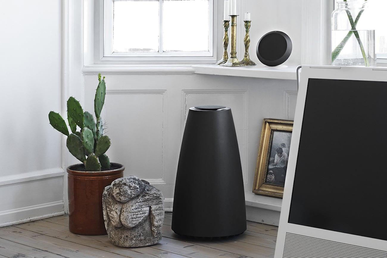 bang olufsen s8 subwoofer audio system gadget flow. Black Bedroom Furniture Sets. Home Design Ideas
