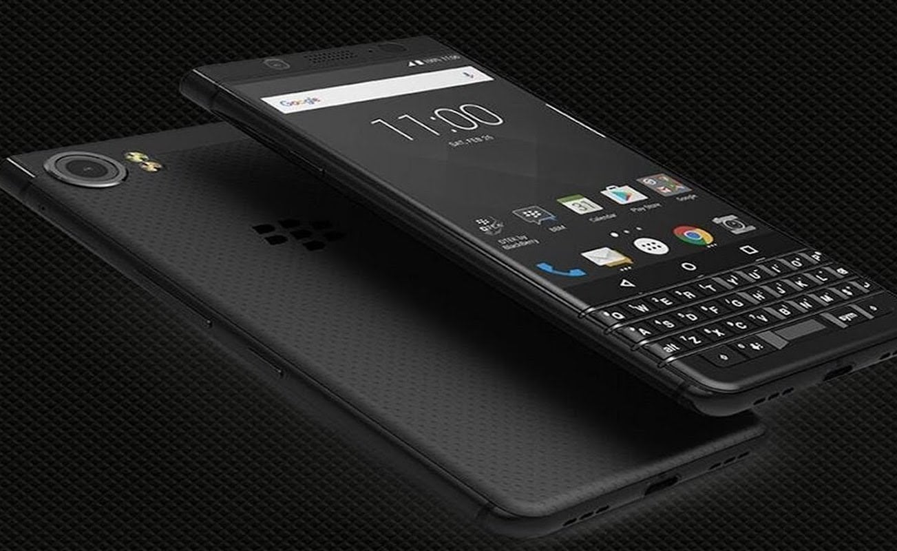 BlackBerry KEYone Black Edition Smartphone