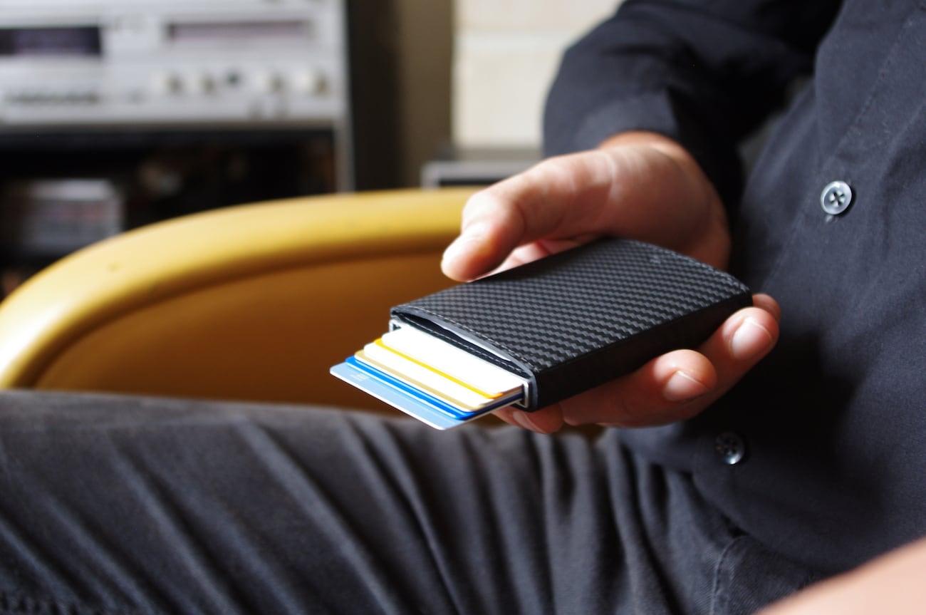 Cascade Smart Slim Leather Wallet