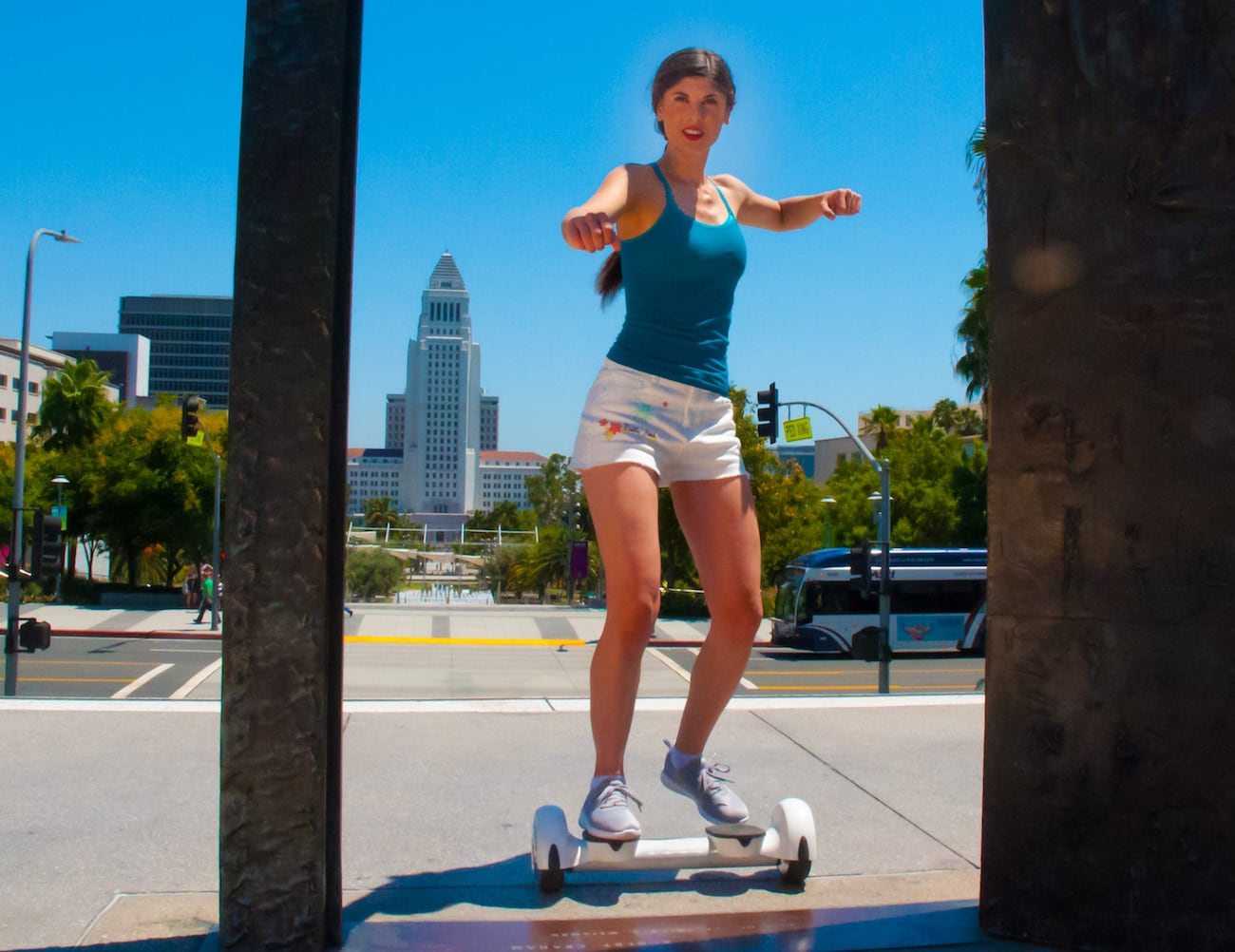 Chic Pi Redefined Unibody Hoverboard
