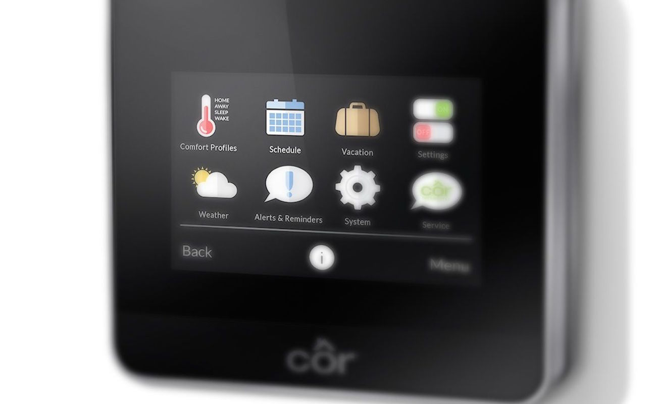 Cor 7-Day Programmable Wi-Fi Thermostat
