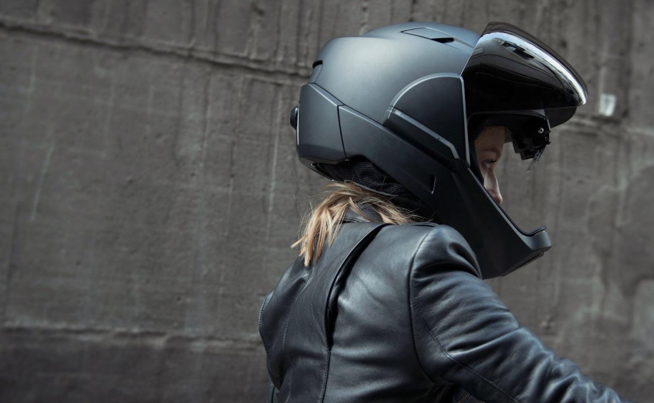 CrossHelmet X1 360° Visibility Smart Helmet