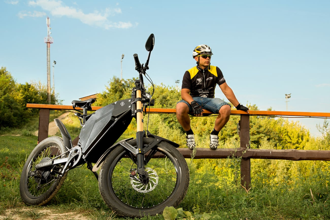 Delfast Ultra Long-Range eBike