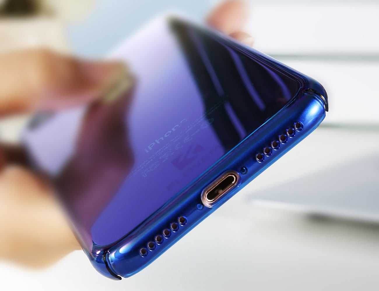 Fancy iPhone X Cover