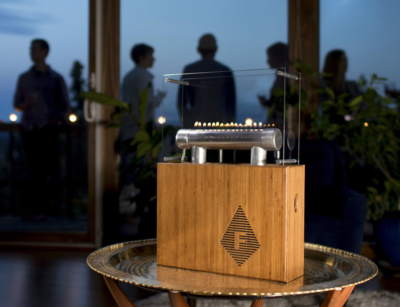 Fireside Audiobox Interactive Fire Sound System