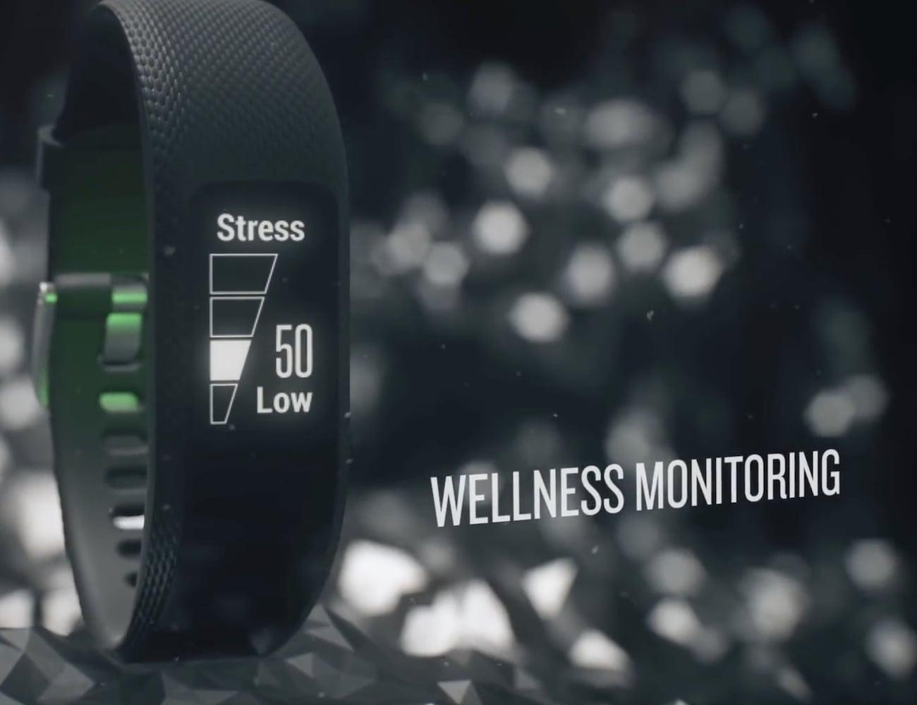 Garmin Vivosmart 3 Smartwatch