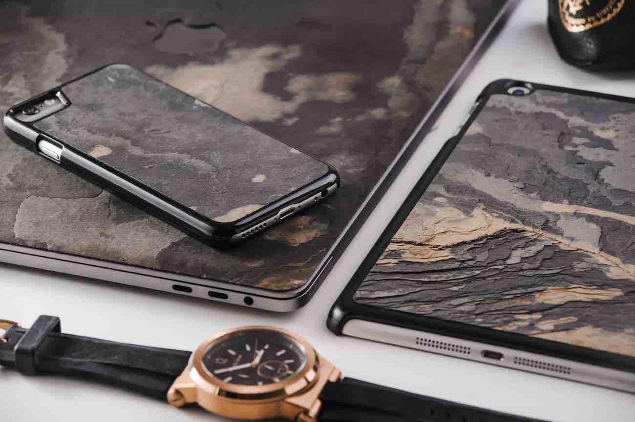 Gimmestone Real Stone Tech Accessories