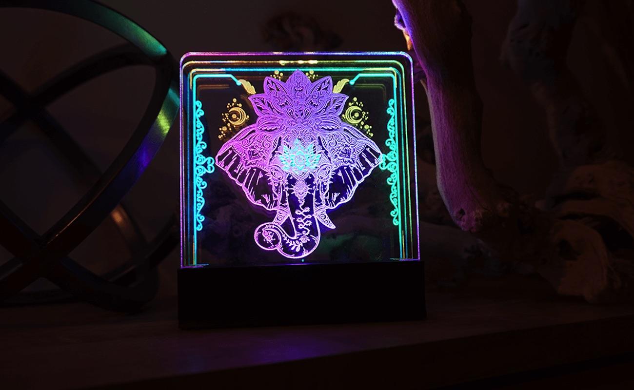 Glowscenes Story Book Ambient Lighting