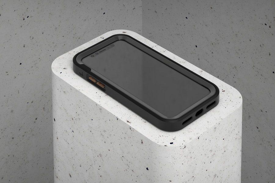 Grovemade Minimalist Tough iPhone X Case