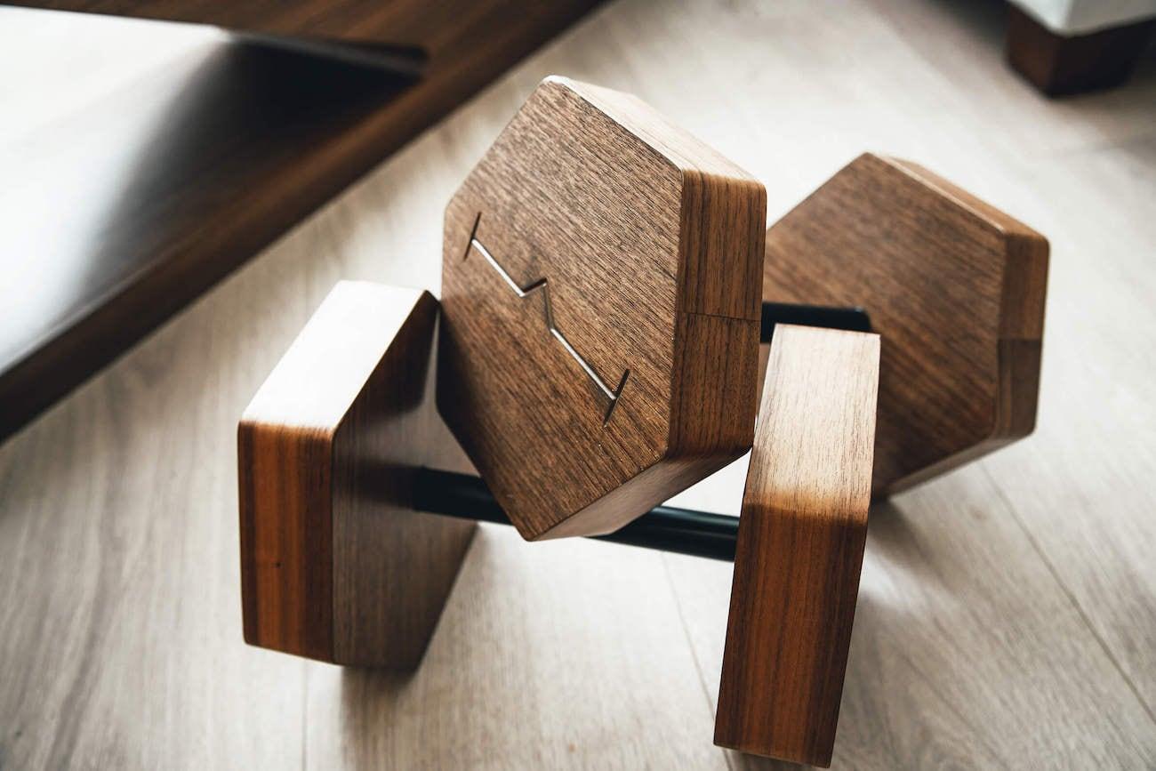 Habit Multifunctional Wood Fitness Furniture
