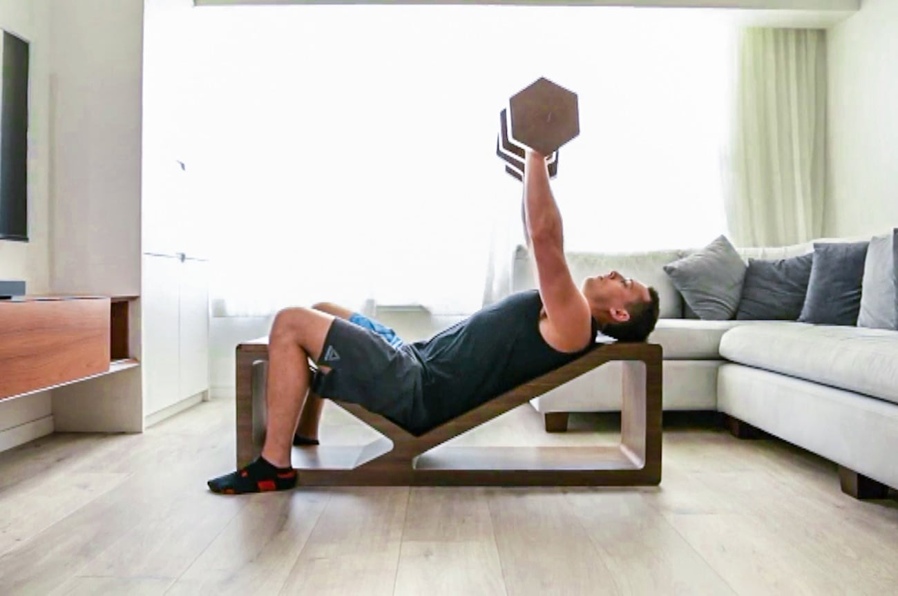Habit Multifunctional Wood Fitness Furniture