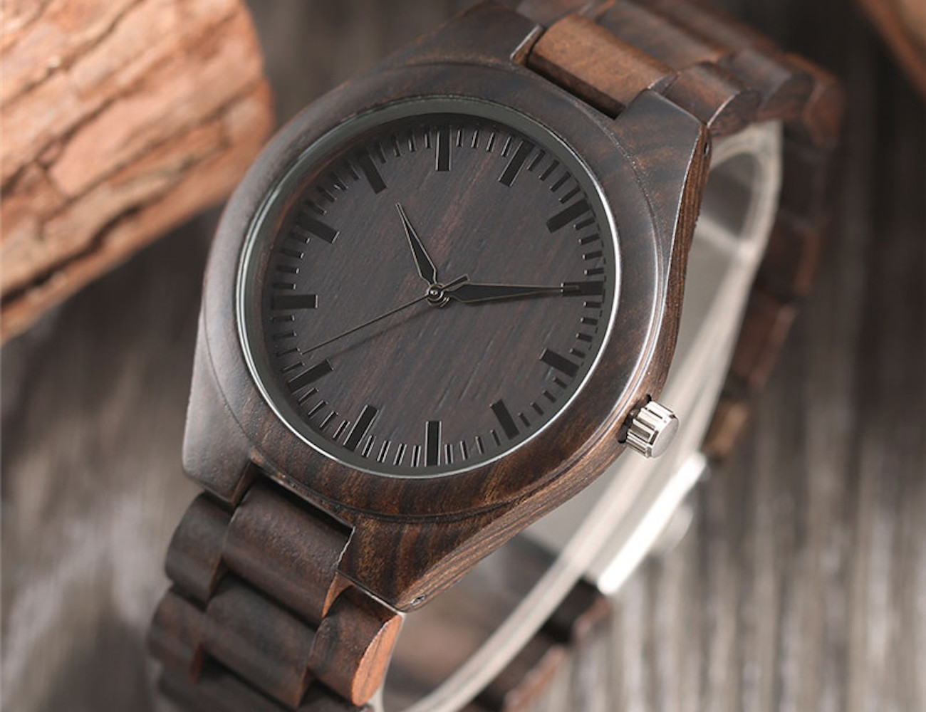 Handmade Wooden Watch