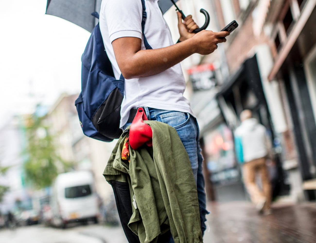 HipDonkey Hands-Free Coat Carrier