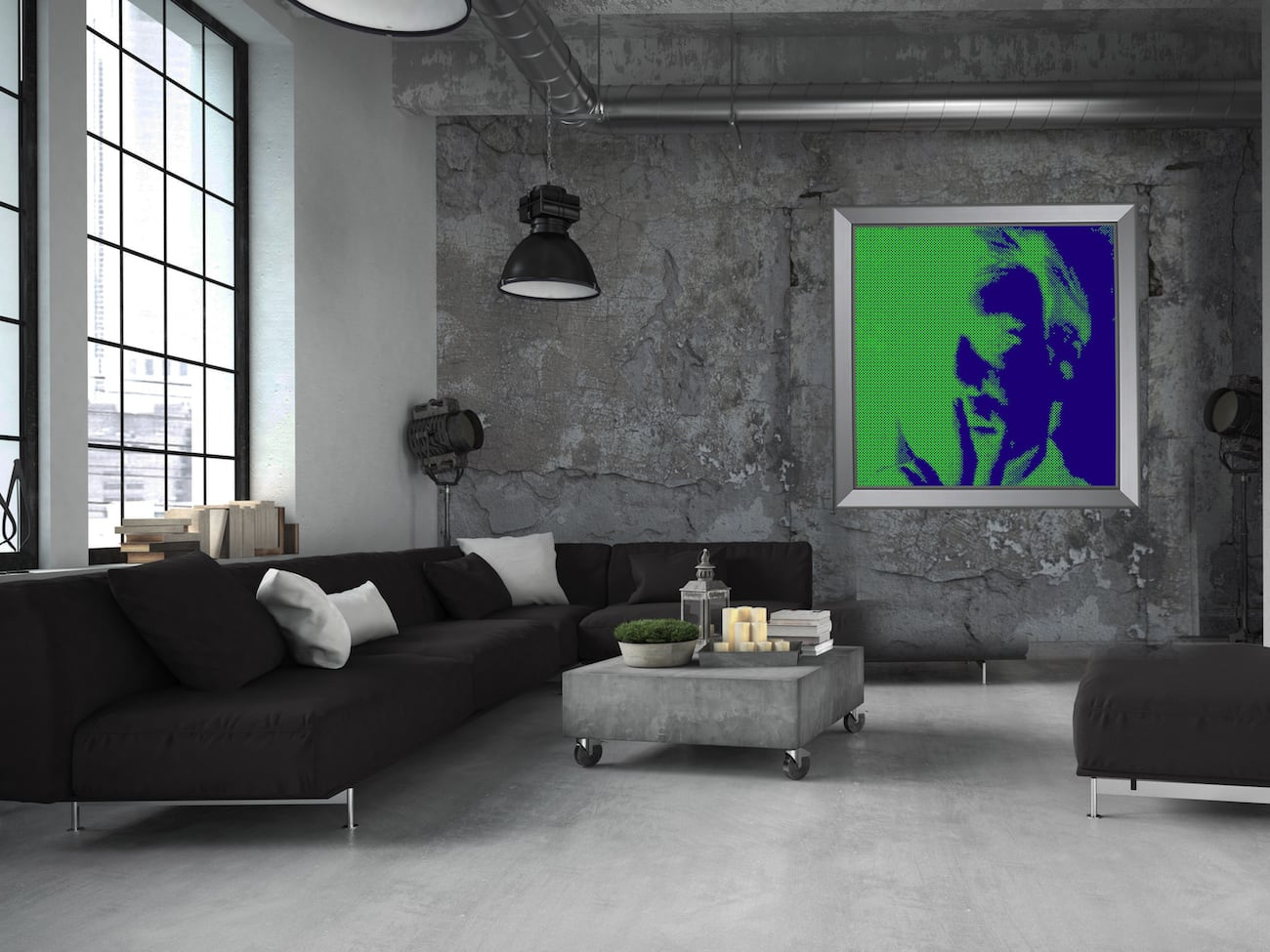 Illumi Arts Bluetooth Luminous LED Artwork