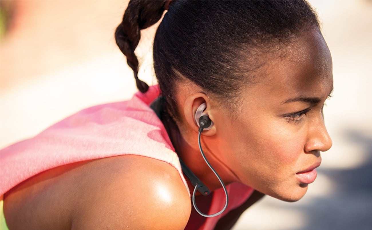 JBL Reflect Fit HR Headphones