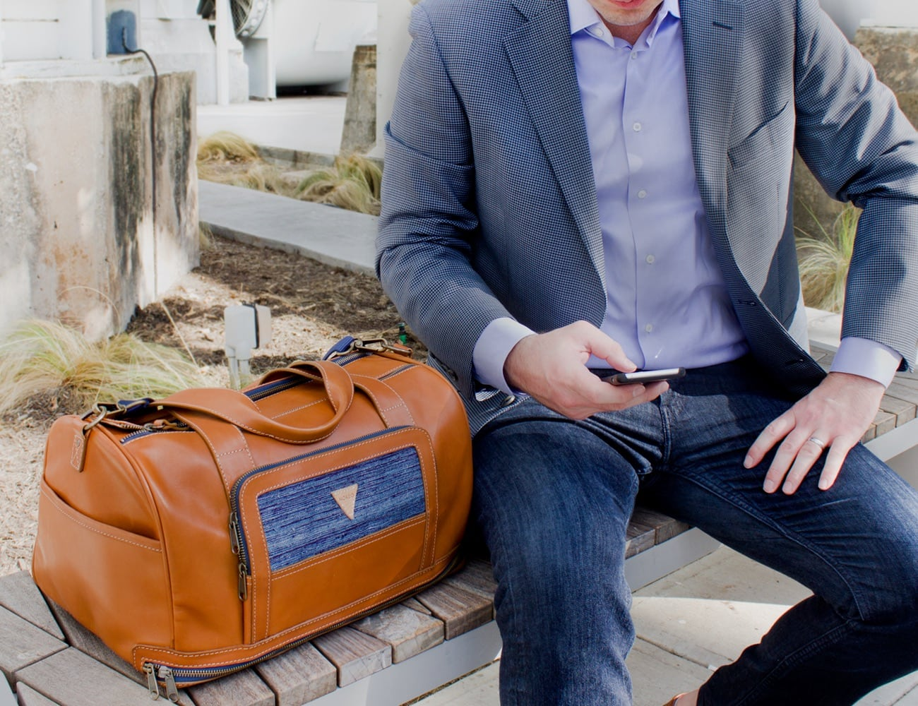 Journey Mini Carry-On Travel Duffel