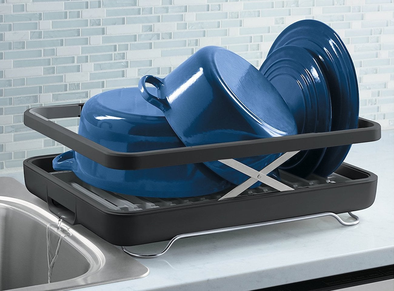 Kohler Lift Collapsible Dish Rack