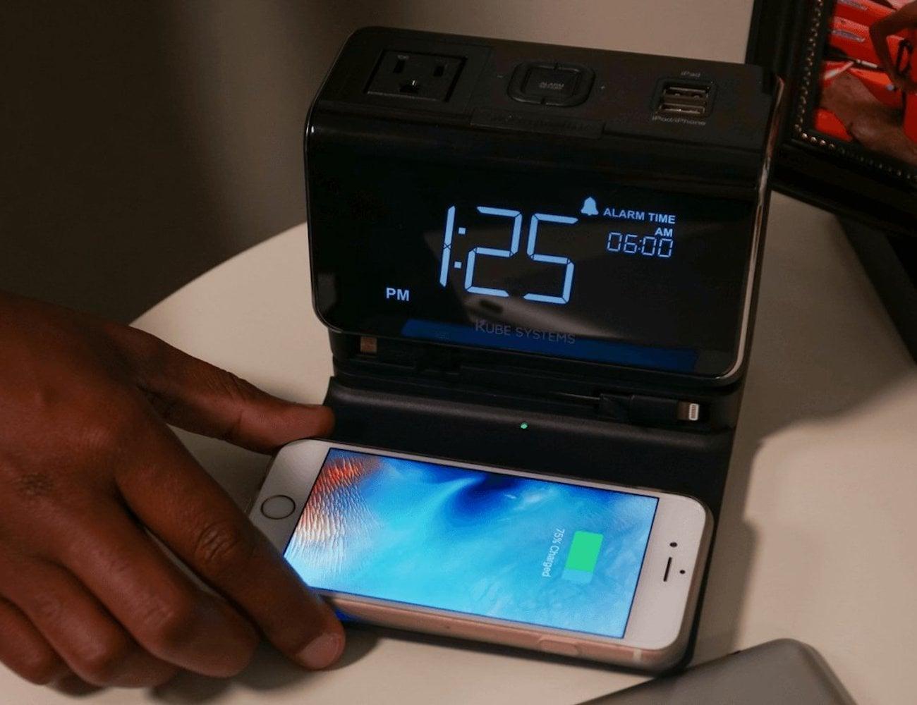 Kurrent 6-in-1 Charging Clock