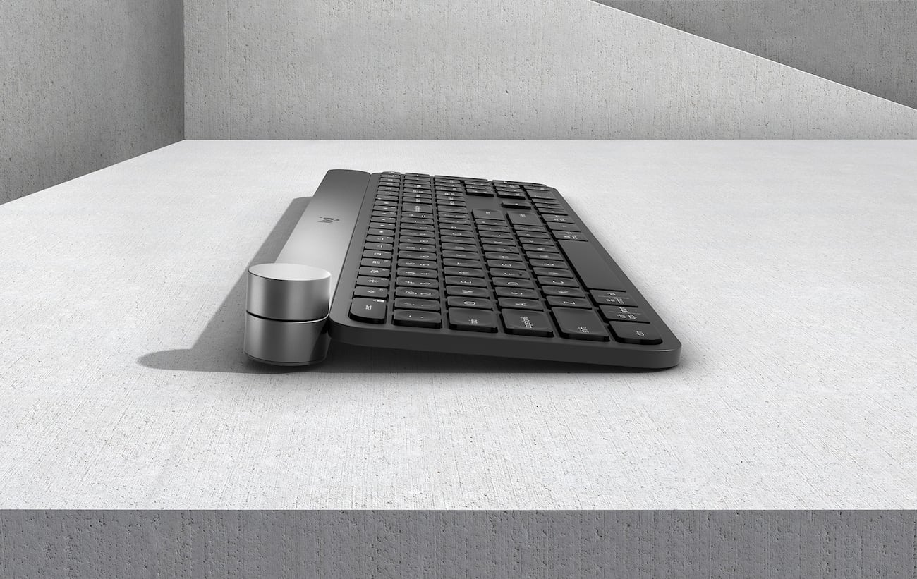 Logitech Craft Advanced Smart Keyboard