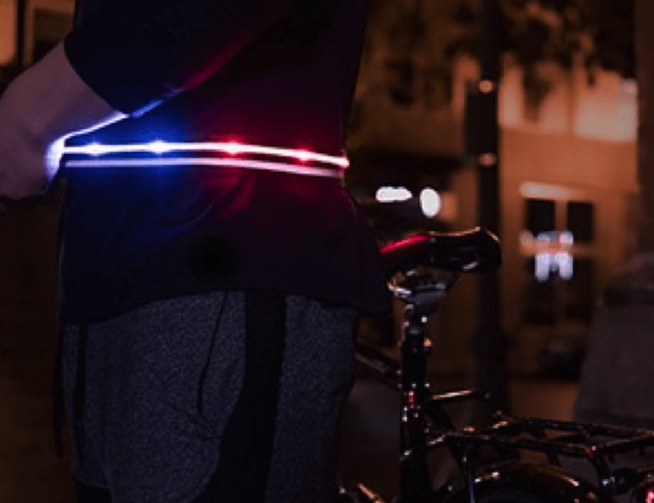 LumaGlo Crossbelt Wearable Illumination Belt