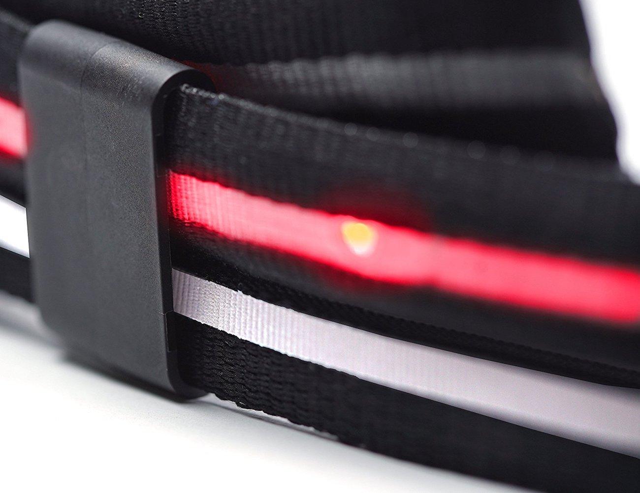 LumaGlo Crossbelt Wearable Illumination Belt
