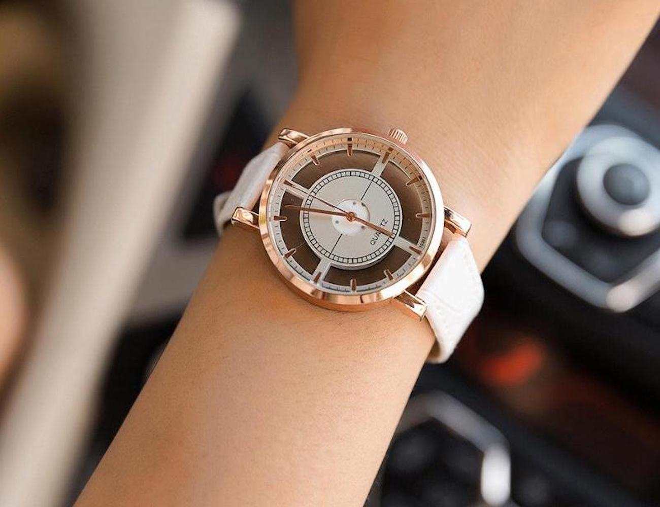 Luxury Women's Watch » Gadget Flow
