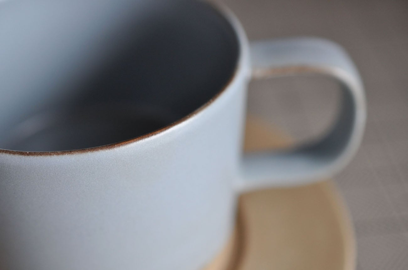 MARUHI Hidden Storage Cup & Saucer