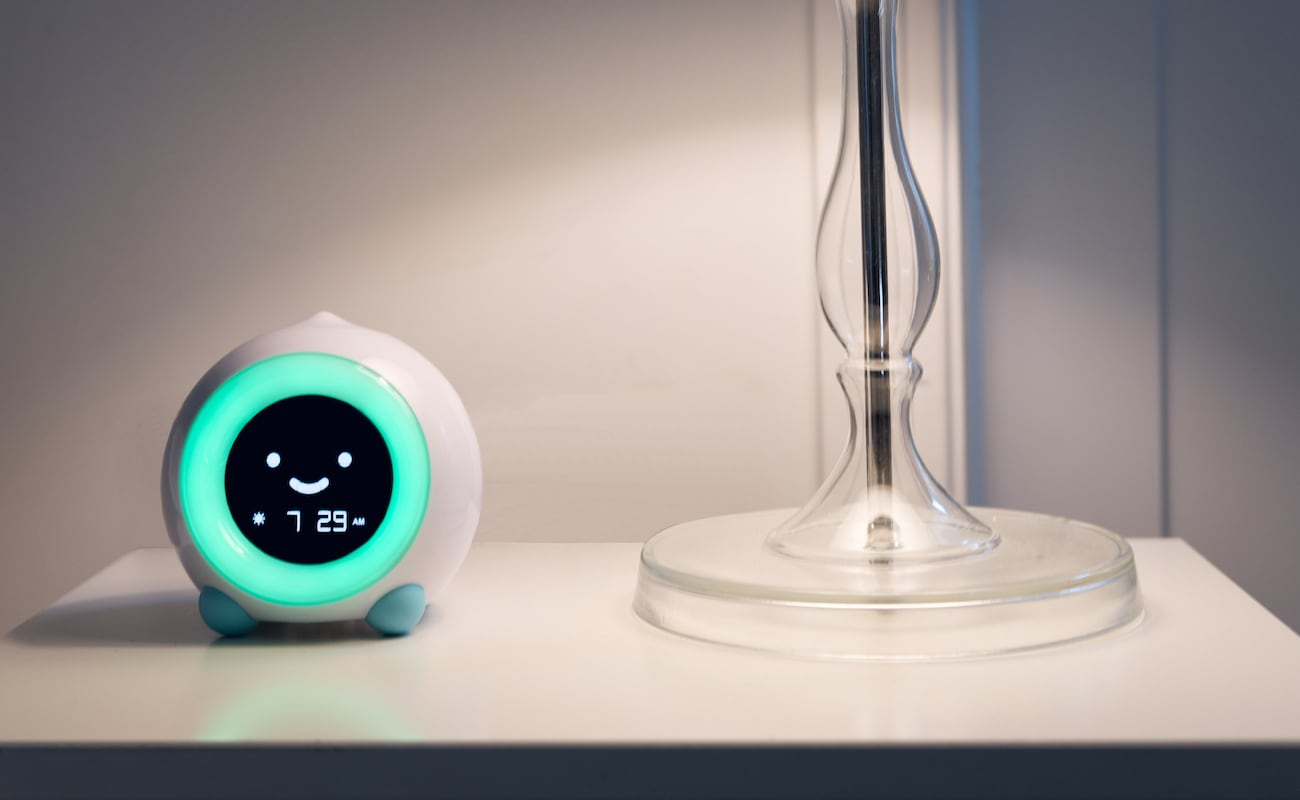 Mella Children's Alarm Clock & Sleep Trainer