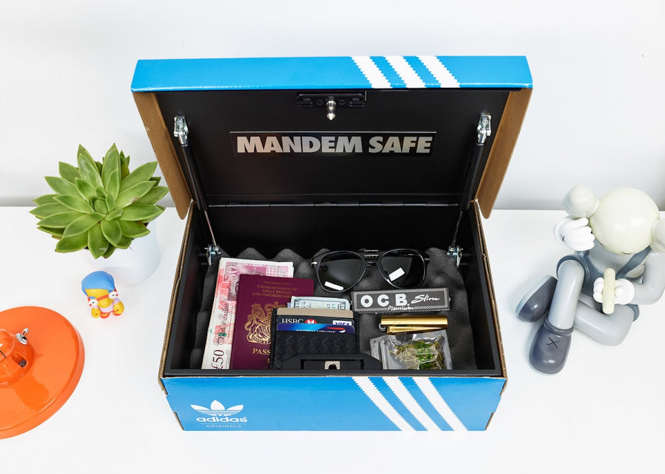 Mandem Safe LX Durable Personal Safe
