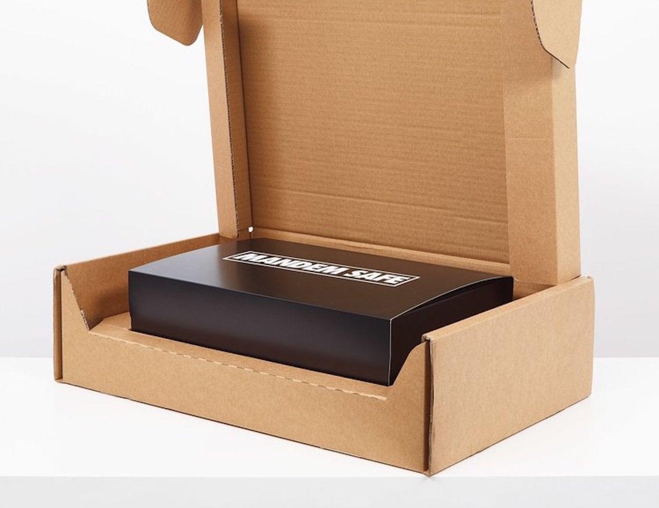 Mandem Safe LX Durable Personal Safe