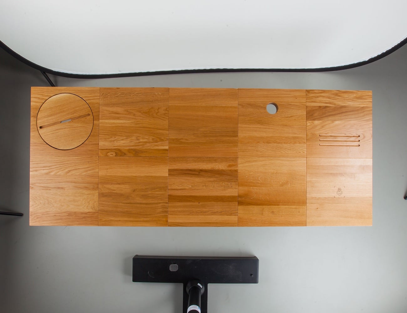 Modulos Adjustable Modular Desk