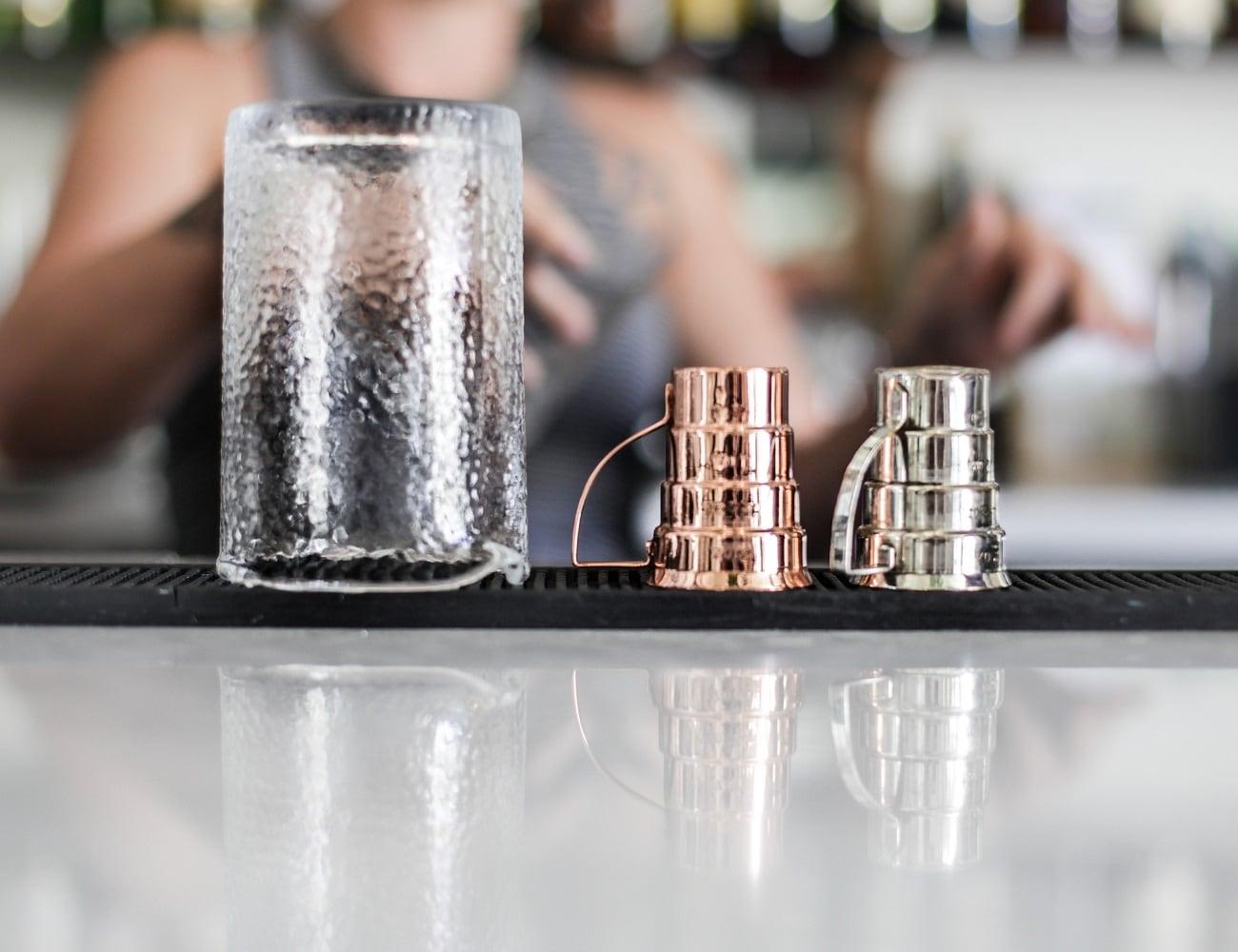 Napier Jigger Cocktail Measuring Cup