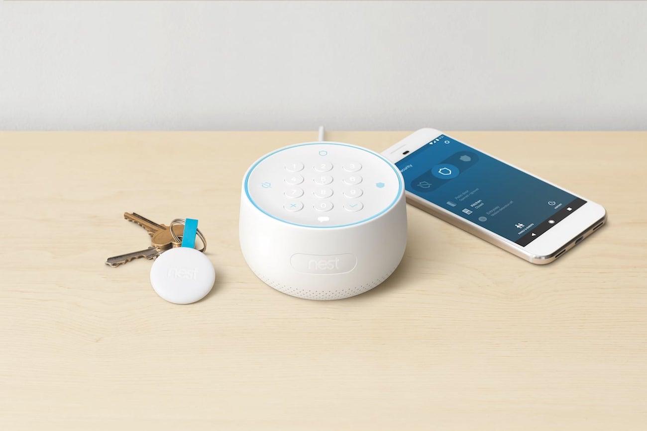 Nest Secure Smart Alarm System