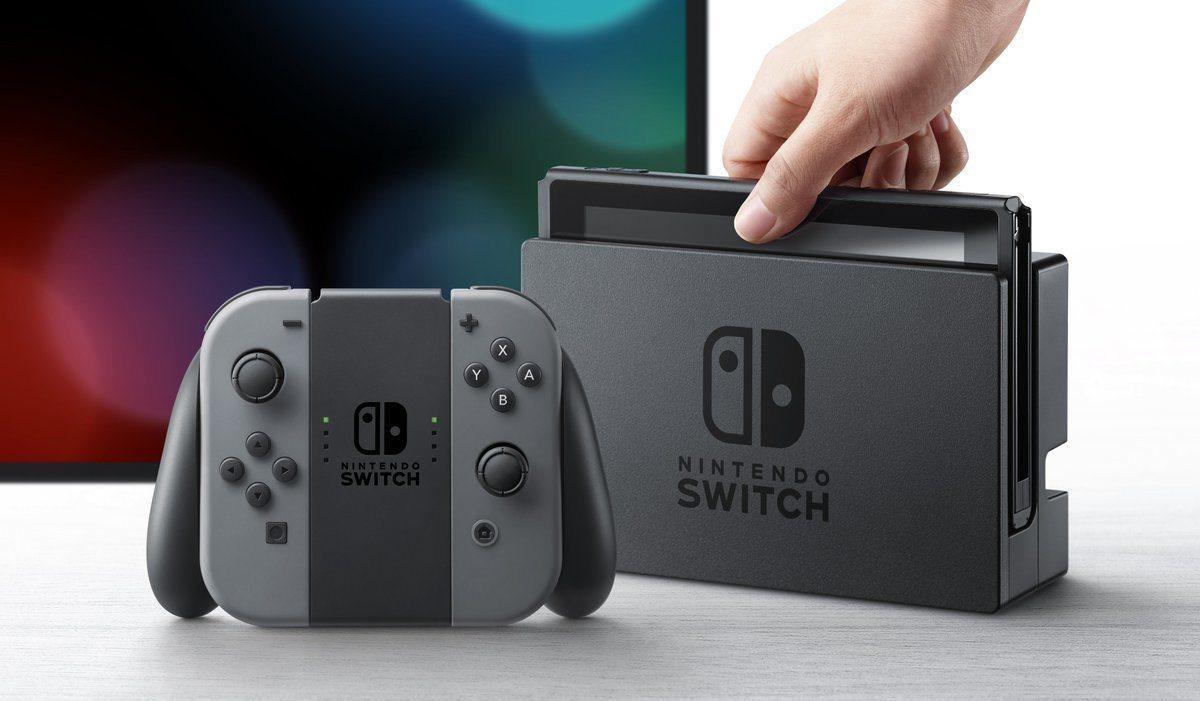 Nintendo success of switch