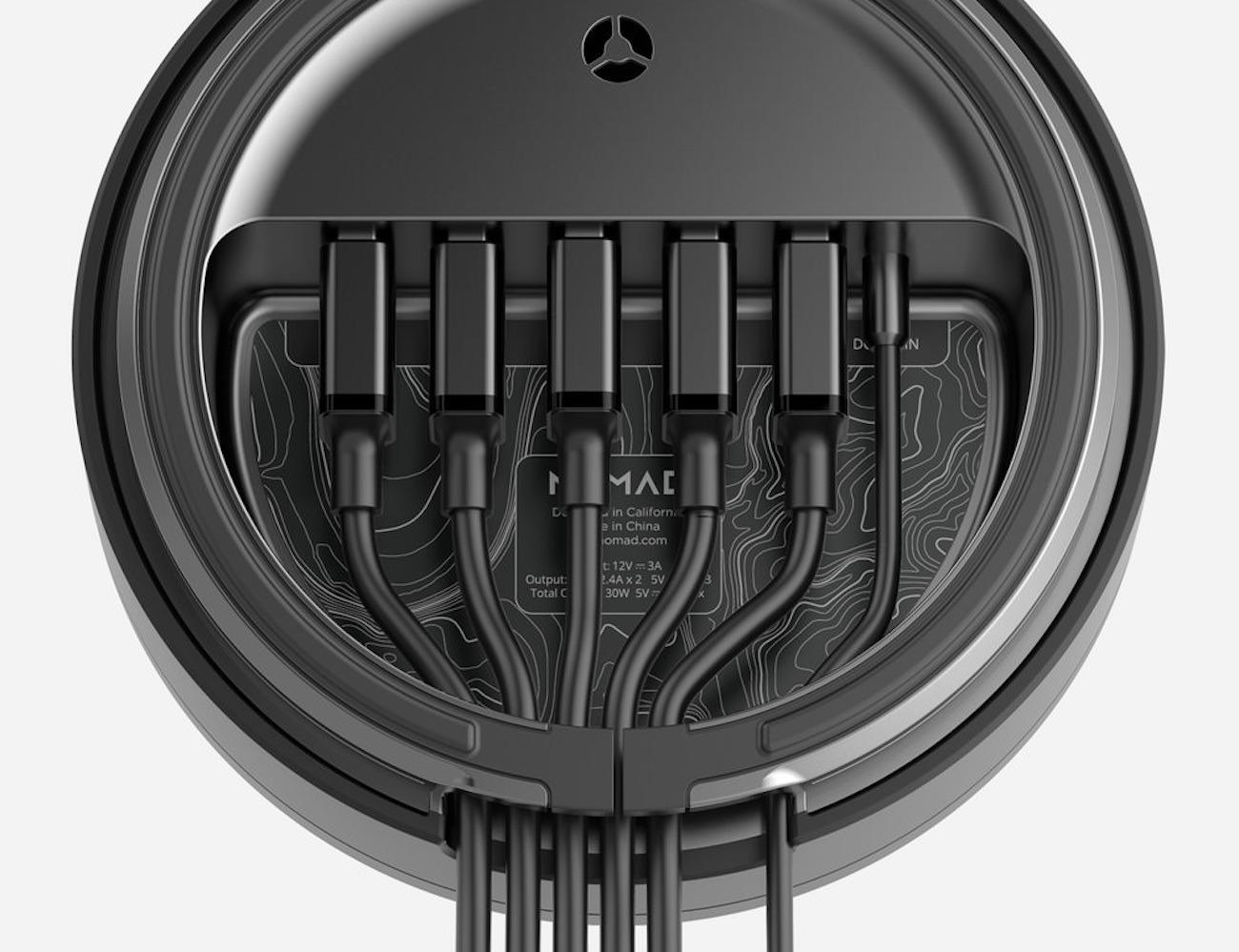 Nomad Multi-Port USB Charging Hub