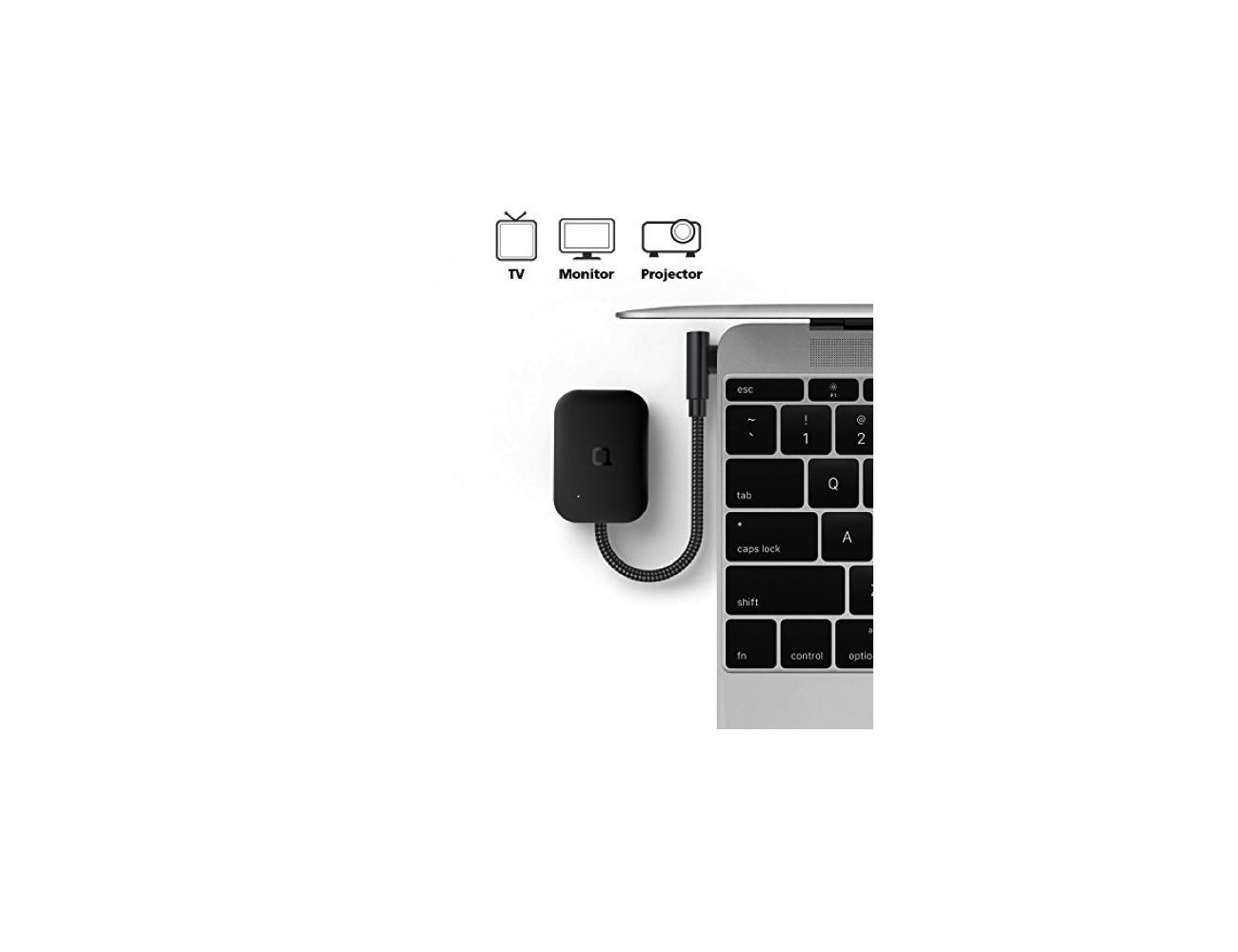 Nonda USB-C HDMI Foldable Adapter