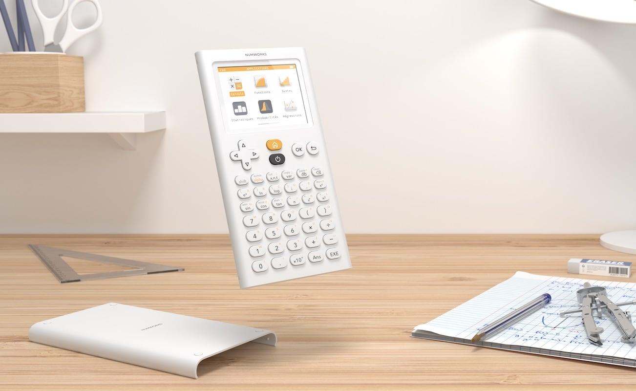 NumWorks Modern Graphing Calculator