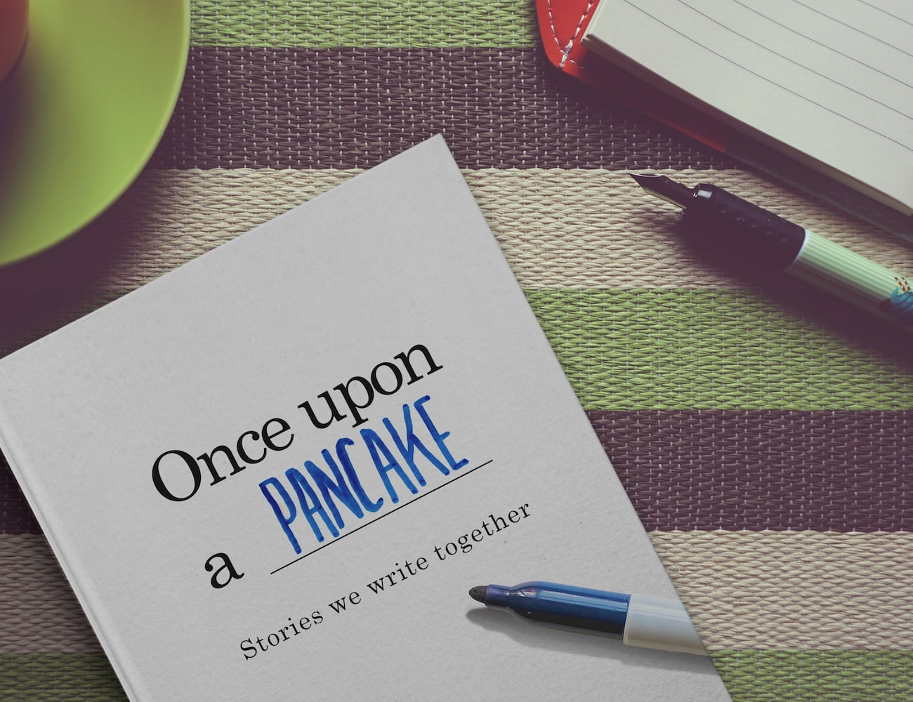 Once Upon a Pancake Unfinished Short Stories