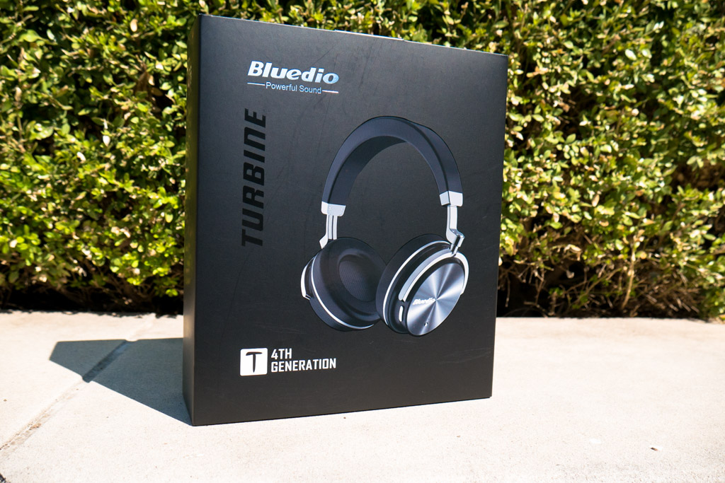 Bluedio T4 (Turbine) – Premium Wireless Headphones For a Great Price