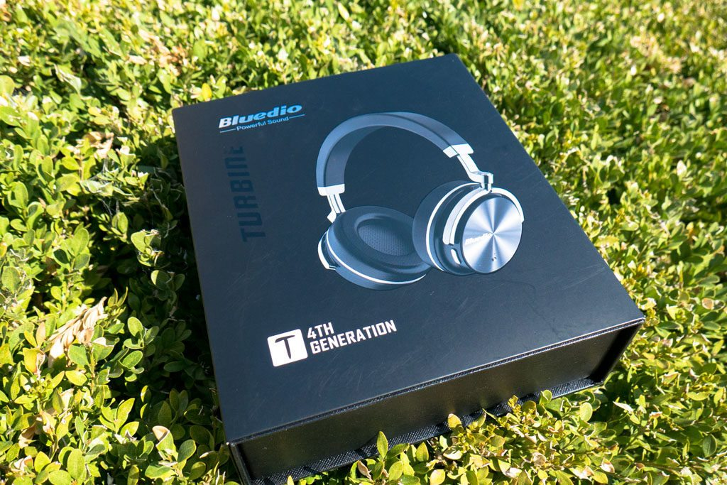 Bluedio T4 (Turbine) - Premium Wireless Headphones For a Great Price