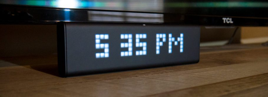 LaMetric Time – Universally Smart Clock For Your Smart Home