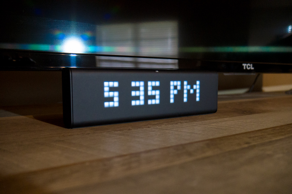 Lametric time universally smart clock for your smart home