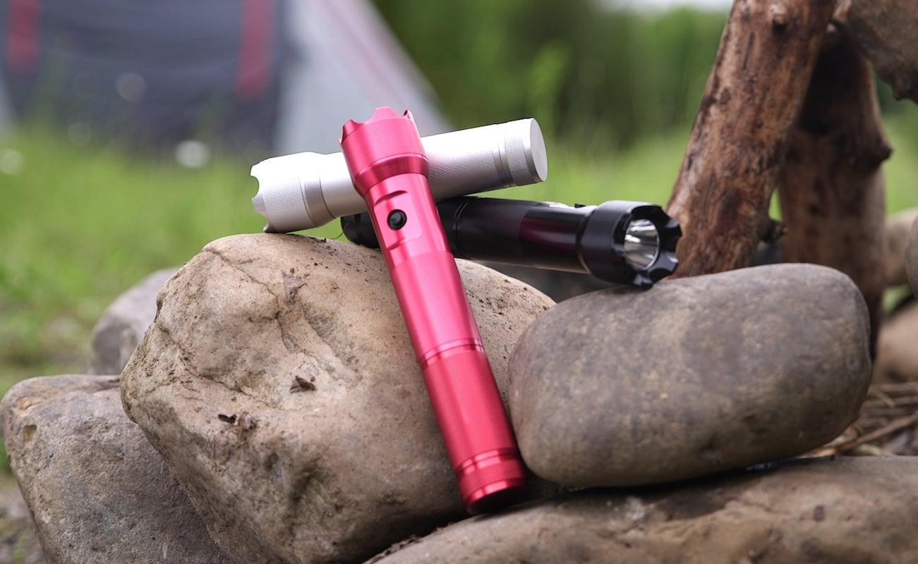 PYYROS Modular Emergency Flashlight Tool